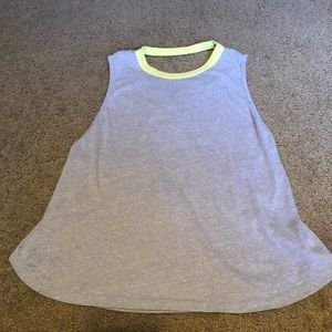 Free People Movement strappy muscle tank top - SM